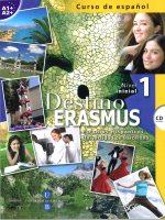 Destino Erasmus 1: Nivel inicial (Libro + CD)