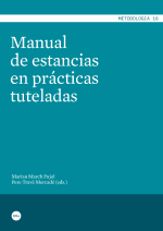 Manual de estancias en prácticas tuteladas