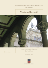 Honoris causa Mariano Barbacid (eBook)