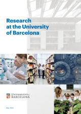 Research at the University of Barcelona (2016) (eBook)