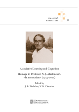 Associative Learning and Cognition. Homage to Professor N. J. Mackintosh. In Memoriam (1935-2015) (eBook)