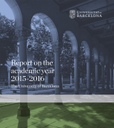 Report on the academic year 2015-2016 (eBook)