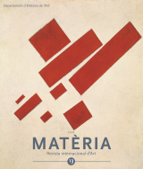 Matèria. Revista internacional d'Art 13