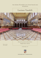 Honoris causa Luciano Vandelli (eBook)