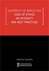 University of Barcelona Code of Ethics on Integrity and Best Practices (eBook)