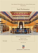 Honoris causa Saul Perlmutter (eBook)